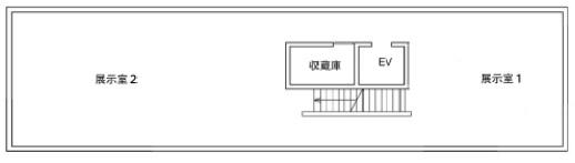 图片:生方纪念文库2楼